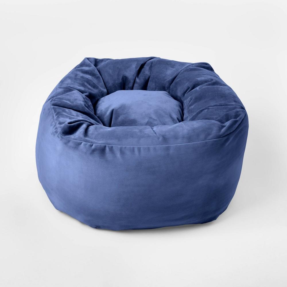 Prime Sensory Friendly Cocoon Seat Blue Pillowfort Beatyapartments Chair Design Images Beatyapartmentscom