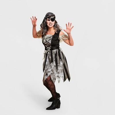 Adult Pirate Halloween Costume Dress - Hyde & EEK! Boutique™