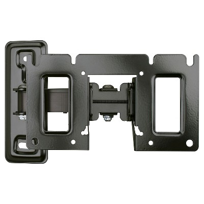 Sanus Classic Small Full Motion Wall Mount for 13-32  TVS - Black (MSF07C-B1)