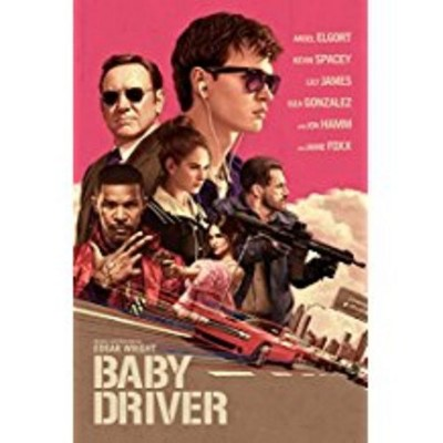 Baby Driver (Blu-ray + Digital)