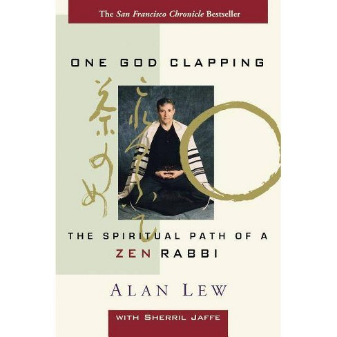 One God Clapping - by  Alan Lew (Paperback) - image 1 of 1