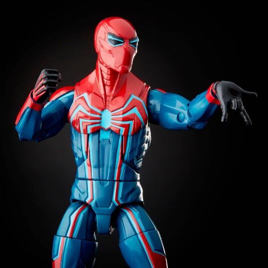 Marvel Gamerverse Velocity Suit Spider-Man image number null