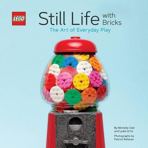 Lego Still Life with Bricks - (Hardcover) - image 1 of 1