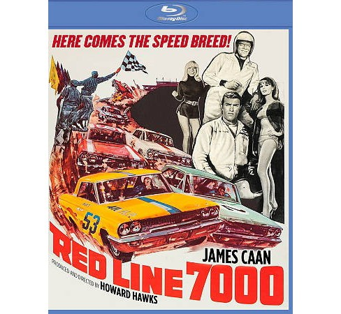 Red Line 7000 (Blu-ray) - image 1 of 1