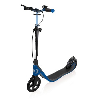 Globber Deluxe One NL 205 Kick Scooter - Navy Blue