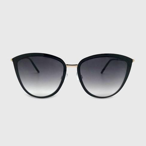 e24d6908608 Women s Cat Eye Sunglasses - A New Day™ Black