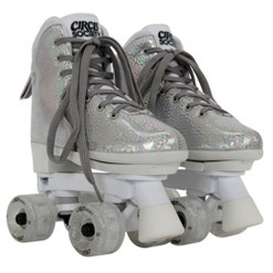 Circle Society Adjustable Skate Disco A Size 12-3, Kids Unisex