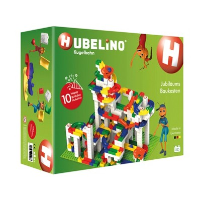 Hubelino Anniversary Building Box - 525 Piece Deluxe Set