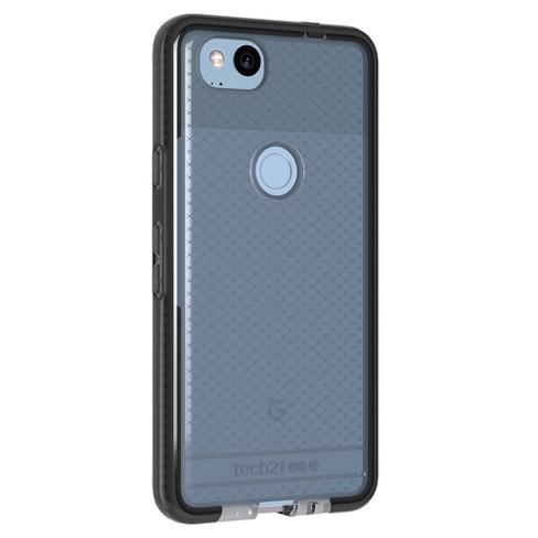 the latest 77af4 5b3d9 Tech21 Google Pixel 2 Case Evo Check - Smokey/Black