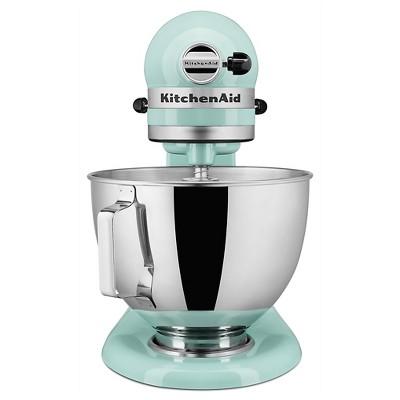 Attrayant KitchenAid Ultra Power Plus 4.5qt Tilt Head Stand Mixer Ice Blue   KSM96 :  Target