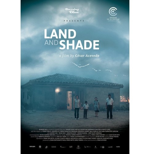 Land And Shade (DVD) - image 1 of 1