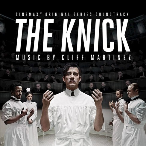 Cliff martinez - Knick (Osc) (CD) - image 1 of 1
