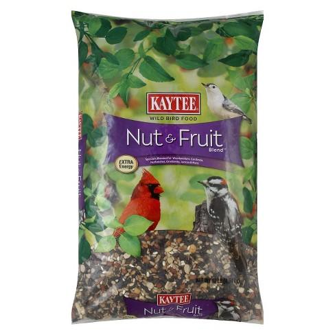Kaytee (Nut & Fruit) - Dry Bird Food - 10lbs - image 1 of 4
