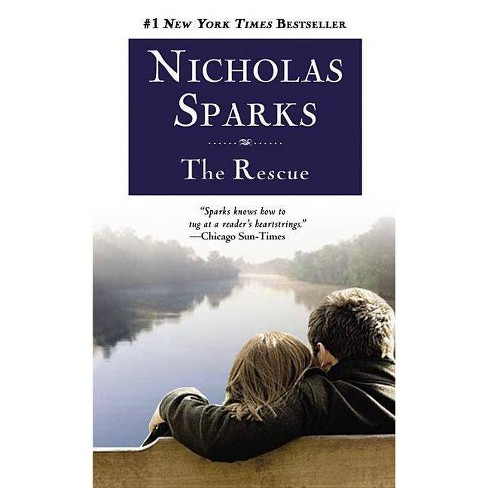 The Rescue (Reprint) (Paperback) by Nicholas Sparks - image 1 of 1