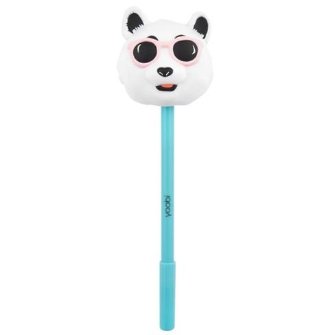 1ct Ballpoint Pen Squishy Panda Arctic Blue - Yoobi™ - image 1 of 4
