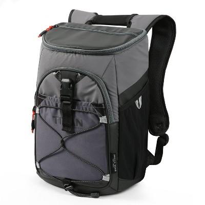 California Innovations Titan Deep Freeze 16qt Backpack Cooler - Gray