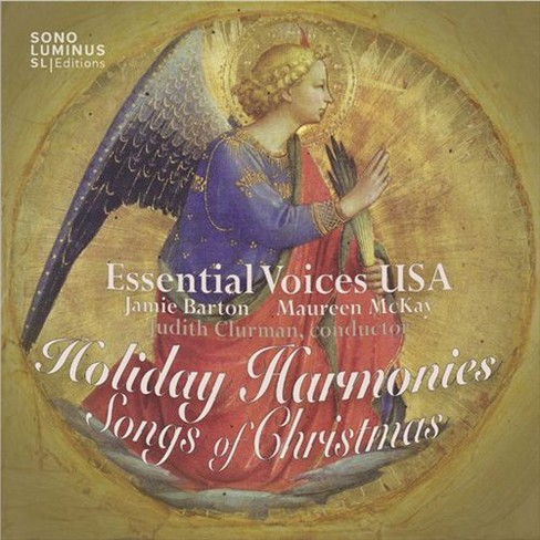 Essential voices usa - Holiday harmonies:Songs of christmas (CD) - image 1 of 1