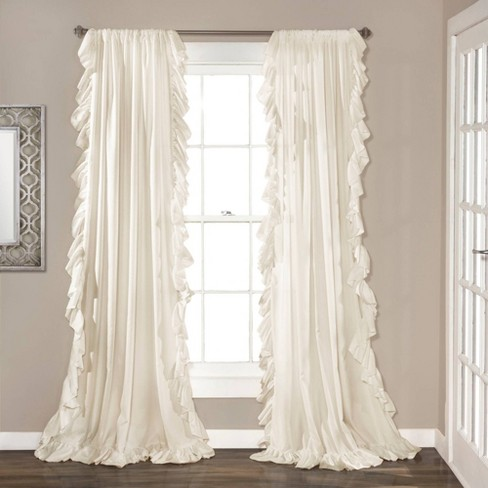Reyna Light Filtering Window Curtain Panel - Lush Dcor - image 1 of 3