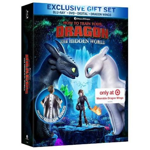 e26f3f64e72 Blu-ray DVD digital combo How to Train Your Dragon  The Hidden World -  Target Exclusive (Blu-Ray + DVD + Digital)