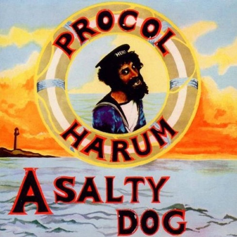 Procol Harum - Salty Dog (CD) - image 1 of 1
