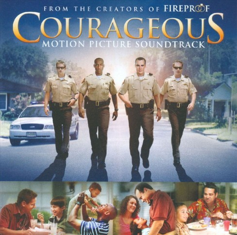 Original Soundtrack - Courageous (CD) - image 1 of 1
