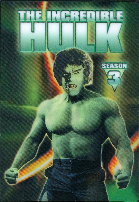 The Incredible Hulk: The Complete Third Season [5 Discs] - image 1 of 1