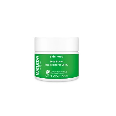 Body Lotions: Weleda Skin Food Body Butter