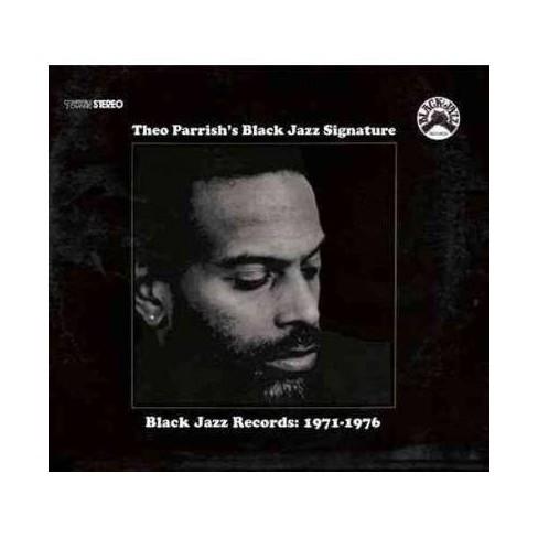 Theo Parrish - Black Jazz Signature (Vinyl) - image 1 of 1