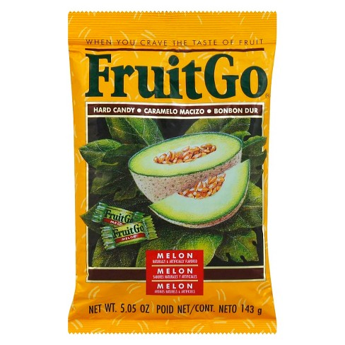 Fruit Go Melon Hard Candy 5.05 oz - image 1 of 1