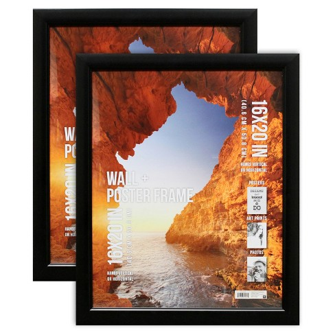 Set of 2 - Gallery Poster Frame - image 1 of 5