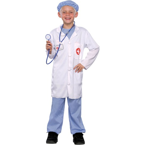 Kid's Doctor Costume - image 1 of 1