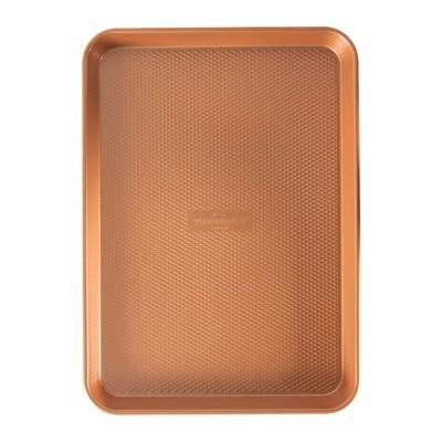 Cookie Sheet Jumbo Copper - Threshold™