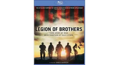Legion Of Brothers (Blu-ray) - image 1 of 1