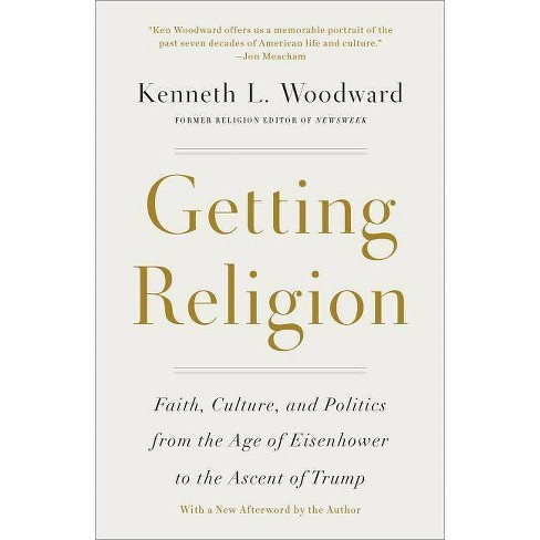 Getting Religion - by  Kenneth L Woodward (Paperback) - image 1 of 1