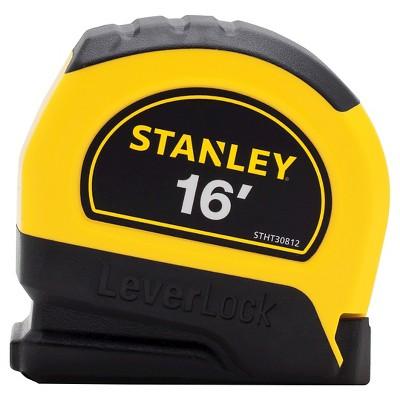 STANLEY® 16' Leverlock® Tape Measure - STHT30812