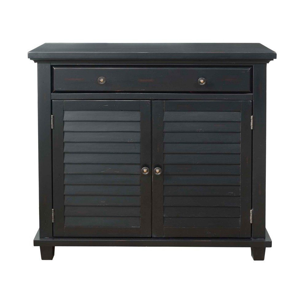 Marshall Accent Chest Antique Black - Picket House Furnishings