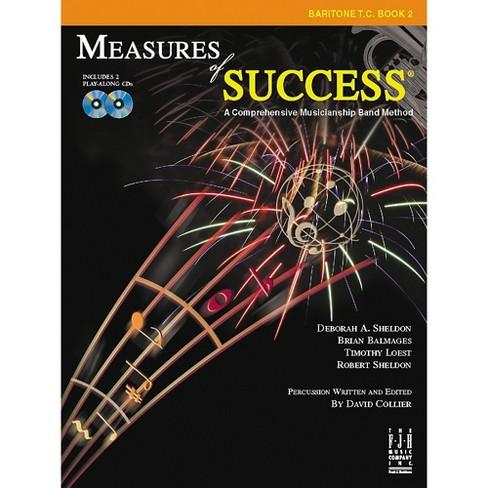 FJH Music Measures of Success Baritone T.C. Book 2 - image 1 of 1