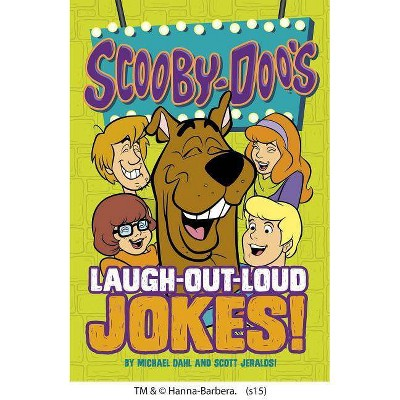 Scooby-Doo's Laugh-Out-Loud Jokes! - (Scooby-Doo Joke Books) (Paperback)