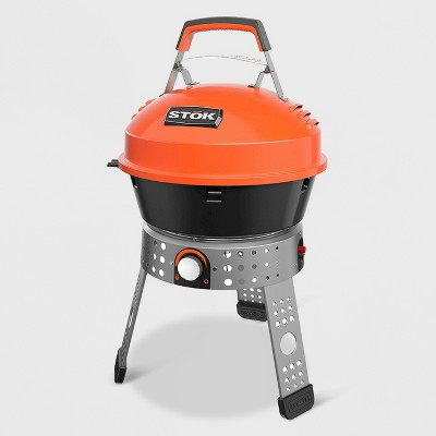 STOK Tourist Single Burner Tabletop Gas Grill