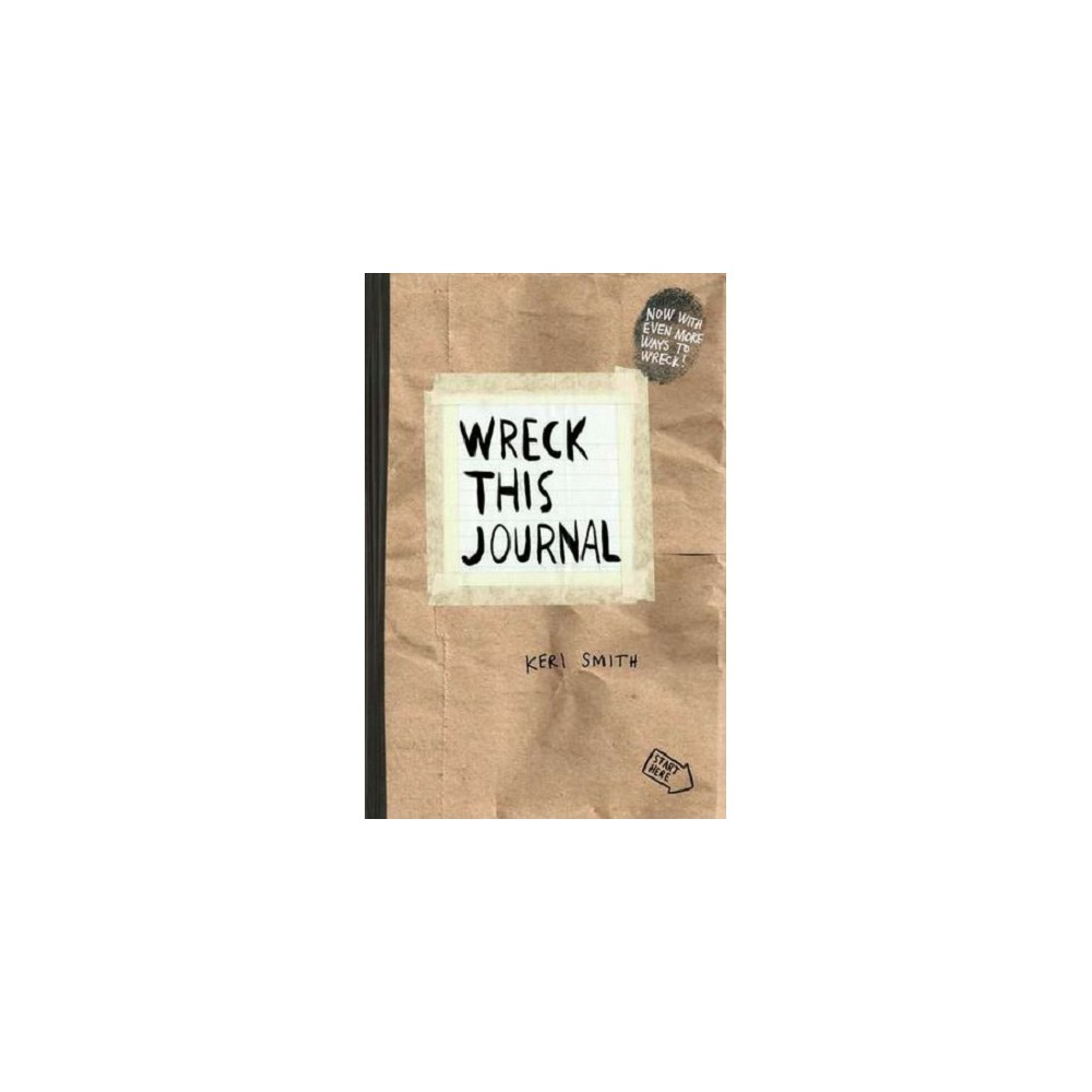 Wrech This Journal (Paperback) by Keri Smith