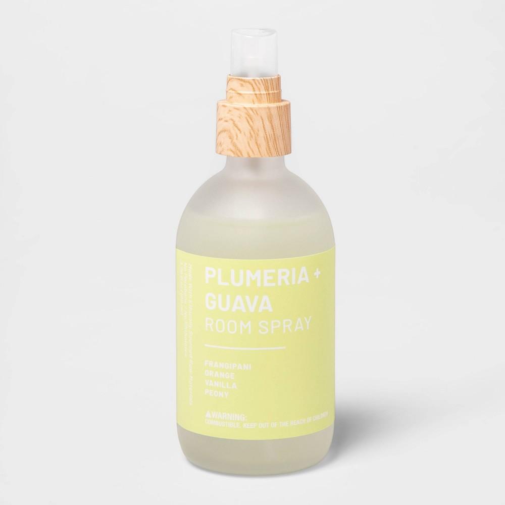 Image of 3.3 fl oz Wellness Essential Oil Room Spray Plumeria & Guava - Project 62