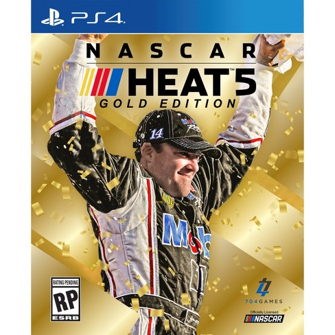 NASCAR: Heat 5 Gold Edition - PlayStation 4 - image 1 of 4