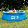 Intex 8'x2.5' Pool w/ Filter Pump, Filter Cartridge Replacement, & 8' Pool Cover - image 3 of 4