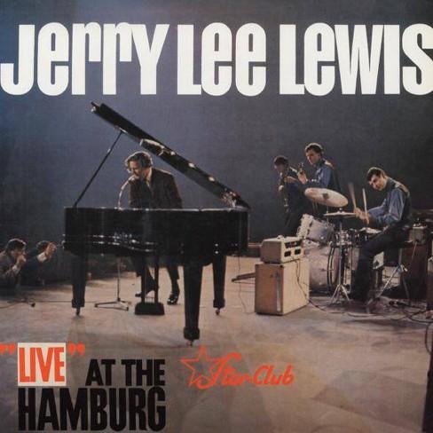 Jerry Lee Lewis - Live At The Star-Club Hamburg (Vinyl) - image 1 of 1