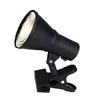 "4.75"" Blake Mini Clip Table Lamp (Includes LED Light Bulb) - Cresswell Lighting"