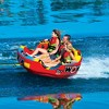 WOW Watersports 3-Person Go Bot Towable Extreme Secure Inflatable Water Tube with Nylon Cover and Easy Entry System - image 2 of 2