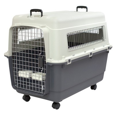 Kennels Direct Dog Crates - Gray - XL
