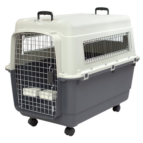 Kennels Direct Dogs Crate - Gray - XLarge - image 1 of 3