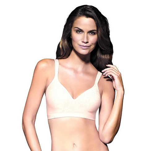 c03b38f86656f Bali® Women s Comfort Revolution Wireless Bra 3463 Nude - 36C
