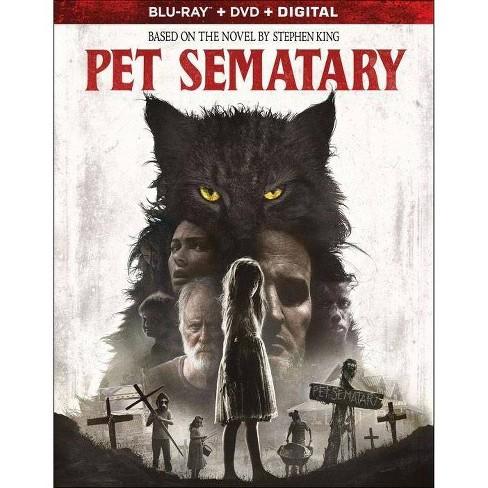 Pet Sematary (2019) (Blu-Ray + DVD + Digital) - image 1 of 1